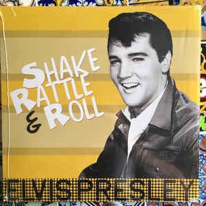 Presley Elvis – Shake rattle & Roll (Vinyl LP)