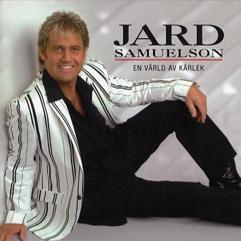 Samuelson Jard - En värld av kärlek (CD)
