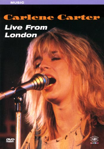 Carter Carlene - Live from London (DVD)