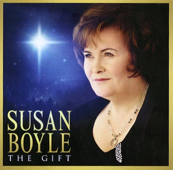 Boyle Susan - The gift (CD)