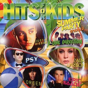 Hits for kids summerparty 2013 (CD)
