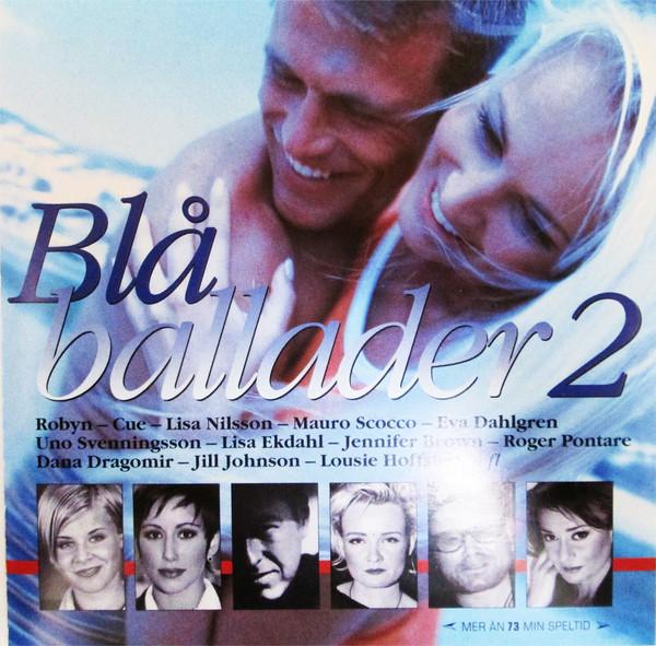 Blå Ballader Vol 2 (CD)