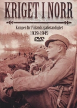 Kriget i norr / Kampen för Finlands självständ. (Finland)(DVD)