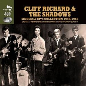 Cliff Richard&Shadows – Singles & EPs Collection (4cd)(CD)