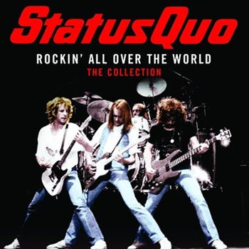 Status Quo - Rockin all over the world (CD)