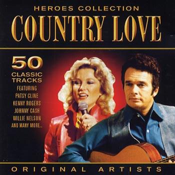 Country love (2cd)(CD)