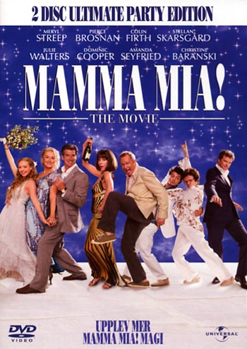 Mamma Mia The movie - Ultimate party edition (2cd)(CD)