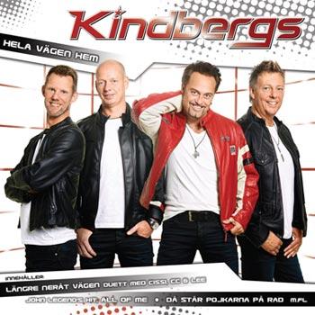 Kindbergs - Hela vägen hem (CD)