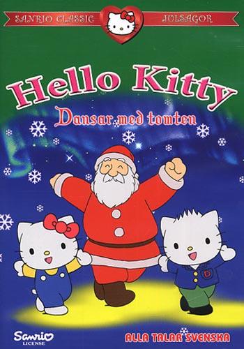 Hello Kitty / Dansar med tomten (DVD)