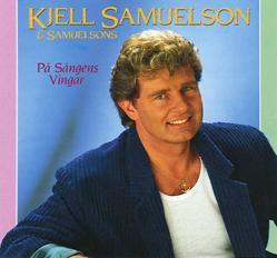 Samuelson Kjell – På sångens vingar (CD)