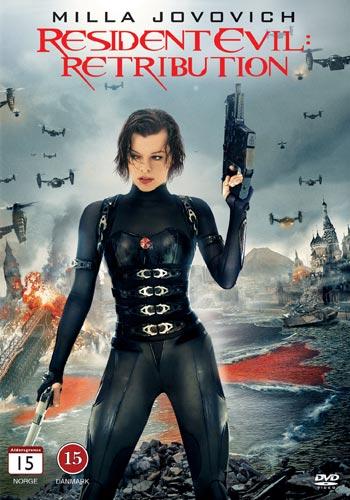Resident Evil / Retribution (DVD)
