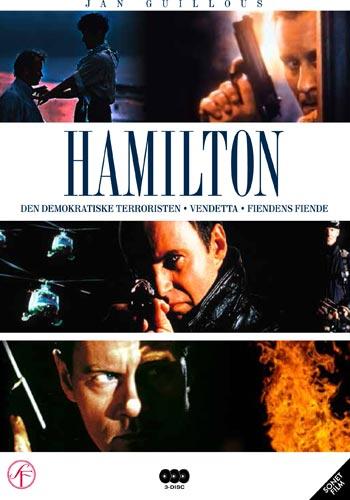Hamilton vol 1 - 3 filmer (3dvd)(DVD)