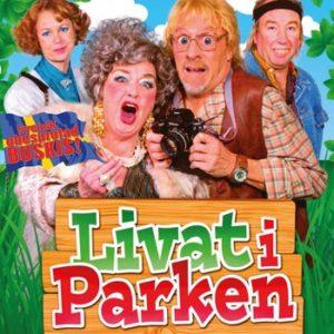 Livat i parken (DVD)