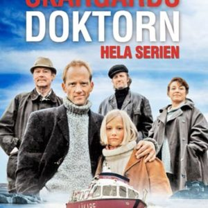 Skärgårdsdoktorn Box / Nyutgåva (6dvd)(DVD)