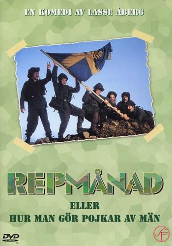 Repmånad (DVD)
