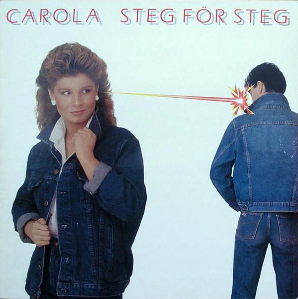 Carola - Steg för steg (CD)