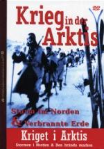 Kriget i Arktis / Stormen i Norden & Den brända (DVD)