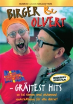 Stefan & Krister – Birger & Olvert Greatest hits (CD)
