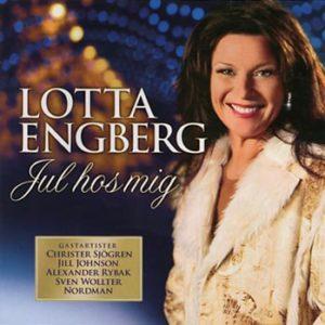 Engberg Lotta – Jul hos mig (CD)