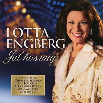 Engberg Lotta - Jul hos mig (CD)