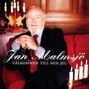 Malmsjö Jan – Välkommen till min jul(CD)