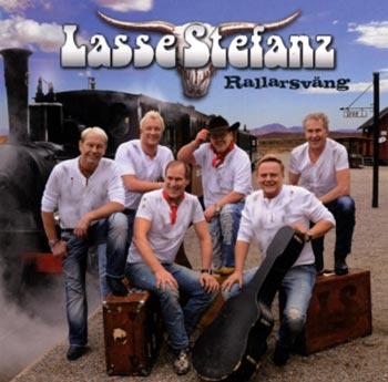 Lasse Stefanz - Rallarsväng (CD)