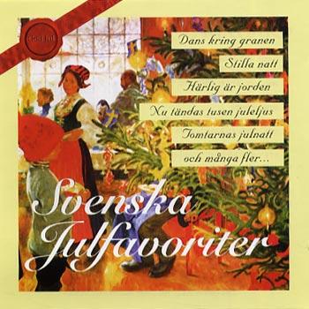Svenska Julfavoriter (CD)