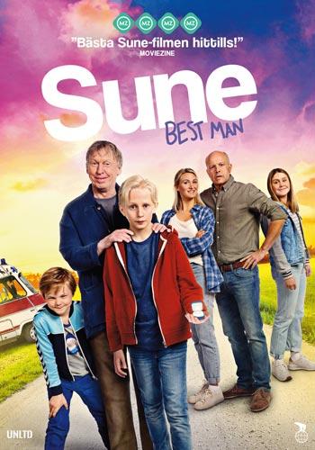 Sune - Best man (DVD)