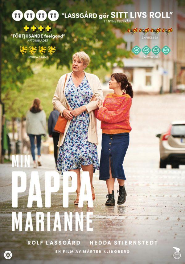 Min pappa Marianne (DVD)