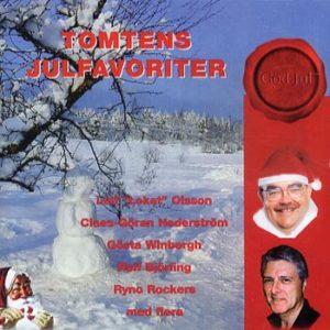 Tomtens Julfavoriter (CD)