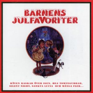 Barnens Julfavoriter (CD)