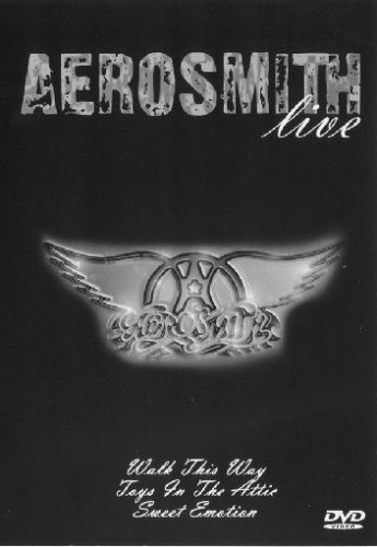 Aerosmith - Live (CD)