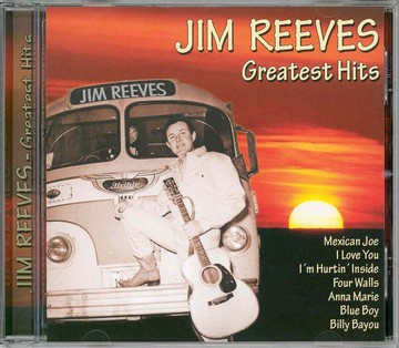 Reeves Jim- Greatest hits (CD)