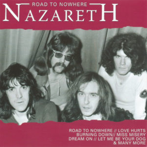 Nazareth -Road to nowhere 1973-86 (CD)