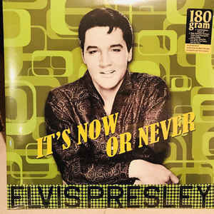 Presley Elvis – Its now or never (Vinyl LP)