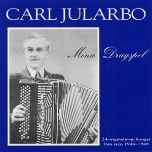 Carl Jularbo – Mina dragspel (CD)