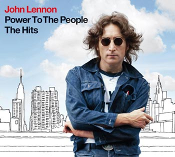 Lennon John - Power to the people(The hits)(CD)