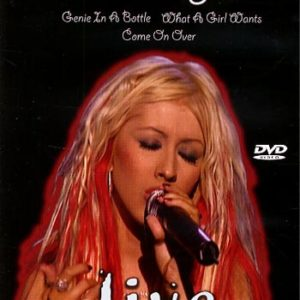 Aguilera Christina – Live (DVD)