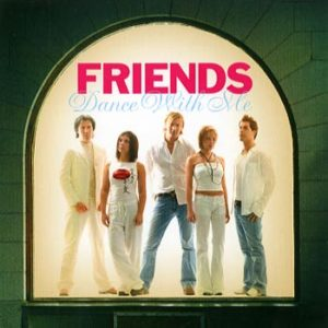 Friends – Dance with me (CD)