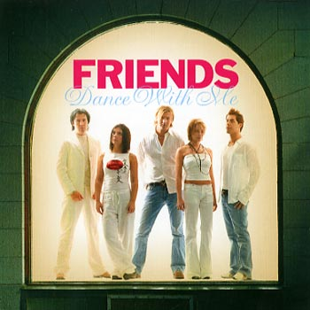 Friends - Dance with me (CD)