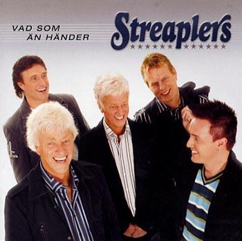 Streaplers - Vad som än händer (CD)