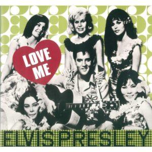 Presley Elvis – Love me (VINYL LP)