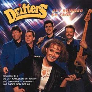Drifters – Det brinner en låga (CD)