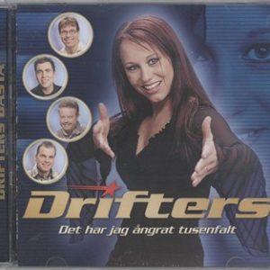 Drifters – Det har jag ångrat tusenfalt (CD)