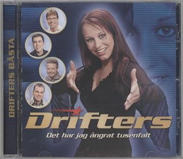 Drifters - Det har jag ångrat tusenfalt (CD)