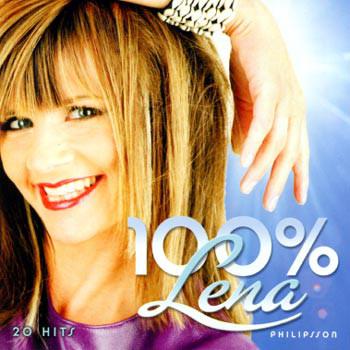 Philipsson Lena - 100% (CD)