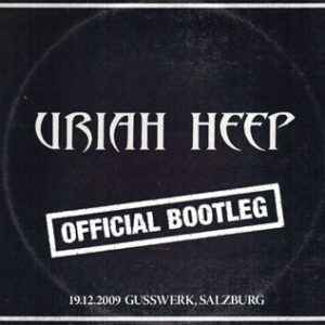 Uriah Heep -Official bootleg (2cd)(CD)