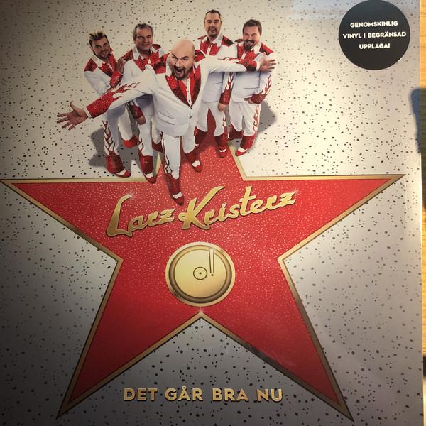 Larz-Kristerz - Det går bra nu (VINYL LP)