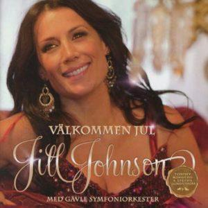 Johnson Jill – Välkommen Jul (CD)