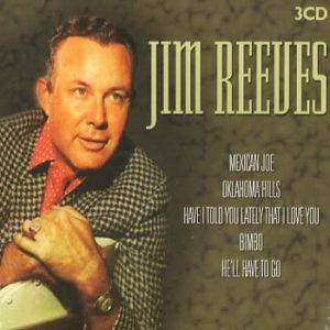 Reeves Jim -Mexican Joe (3cd)(CD)